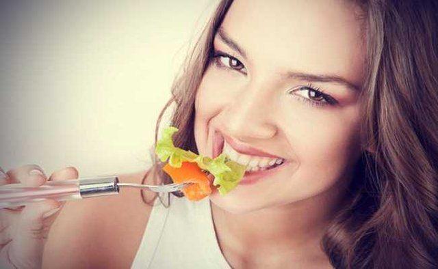 Alimentos certos para o cabelo crescer saudável