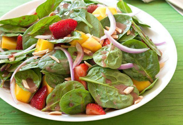Saladas para o Dia das Mães
