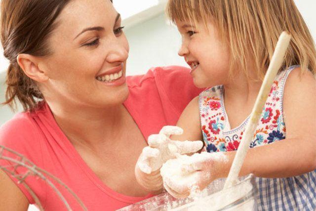 Receitas para os filhos fazerem no Dia das Mães