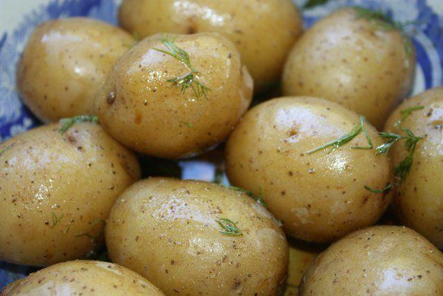 Dicas para guardar batatas cozidas na geladeira