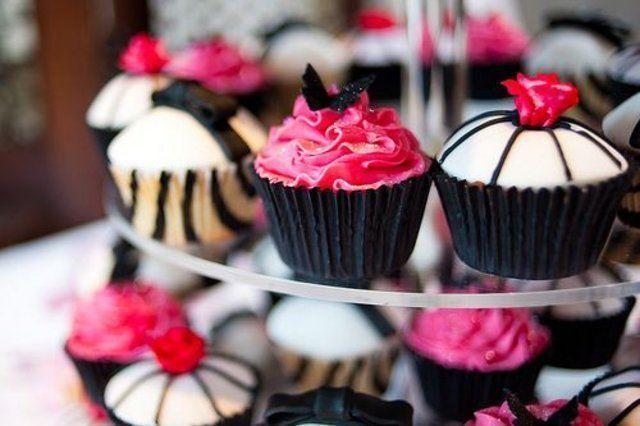 Como decorar cupcakes com canetinha