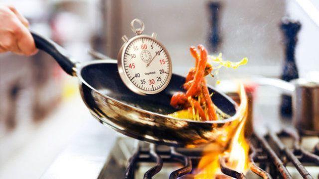 Dicas de culinária rápida