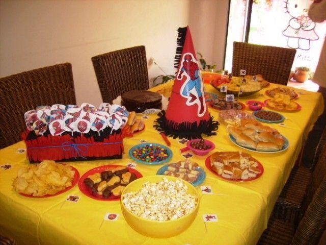 Comidas para festa infantil: veja algumas dicas