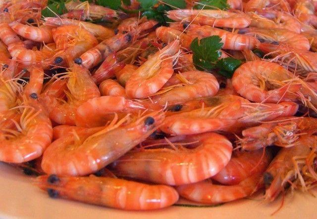 Como cozinhar camarão