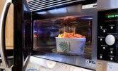 Dicas de culinária no micro-ondas