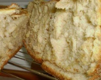 Pão de panela de pressão