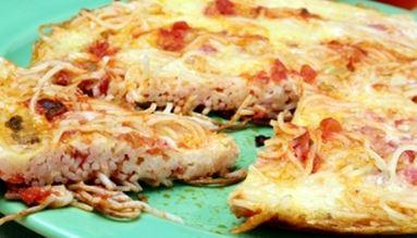 Pizza Espaguete