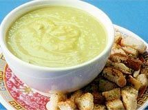 Sopa de Ervilha Massa