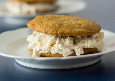 Sanduíche Cookie