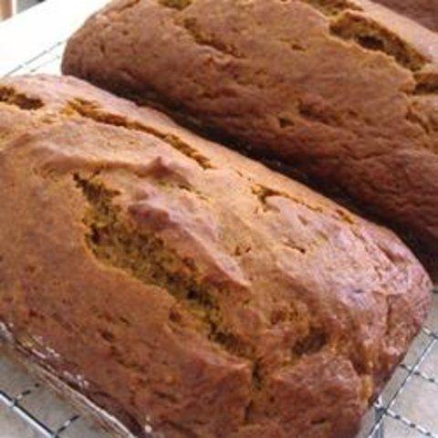 Pão de abóbora de Downeast
