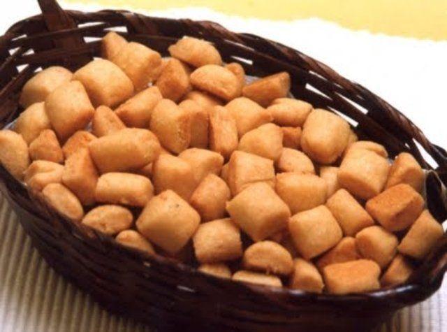 Biscoitos de ouro Griddle