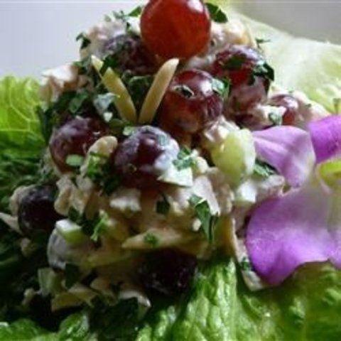 Salada de frango Becky