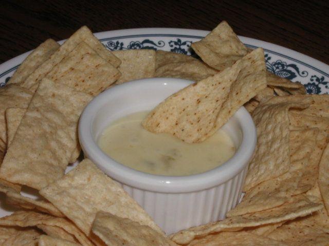 Molho de queijo branco