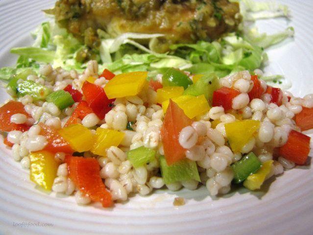 Salada de cevada