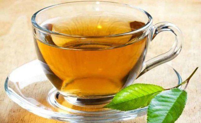 Chá calmante de maracujá