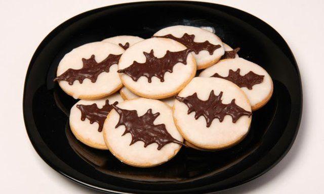 Biscoitinhos de Halloween