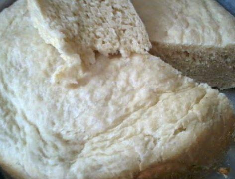 Pão na Panela de Pressão