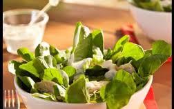 Salada de endívias com gorgonzola
