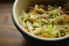 Salada de acelga com frutas