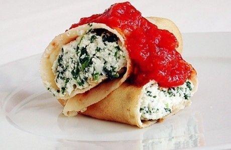 Linguiça com couscous marroquino