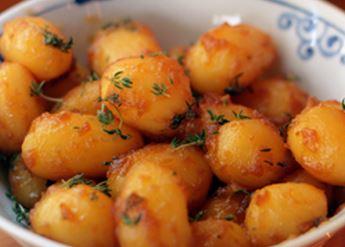 Batatas Carameladas