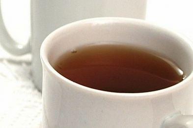 Chá de frutas