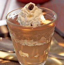 Pavê de Chocolate com Café