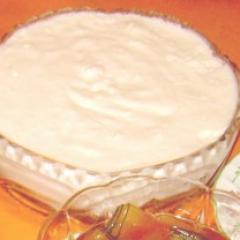 Gelatina de Côco