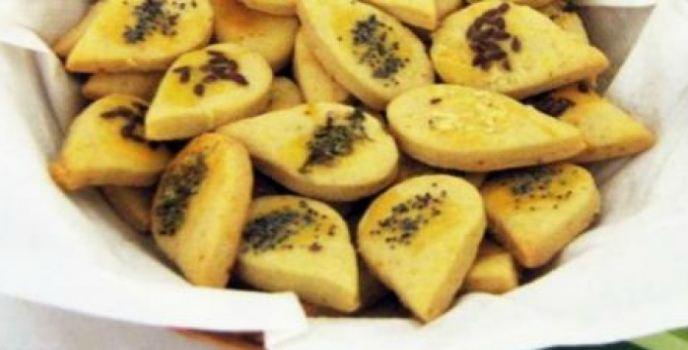 Biscoito de queijo Crocante