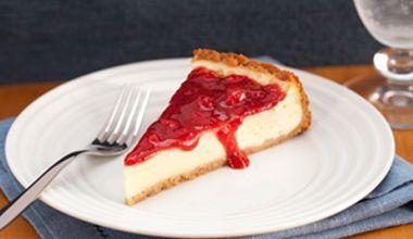 Cheesecake Delícia