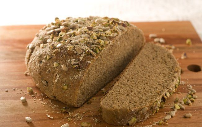 Pão camponês de centeio light
