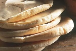 Pão Árabe para lanche