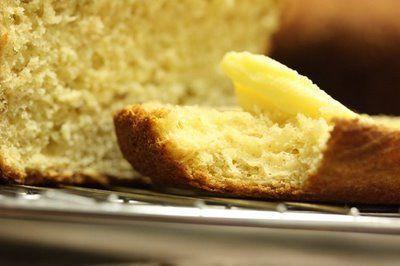 Pão de Milho Americano