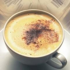 Café espumante