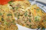 Omelete de Legumes