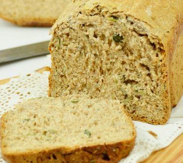 Pão de Mel Canela e Sementes