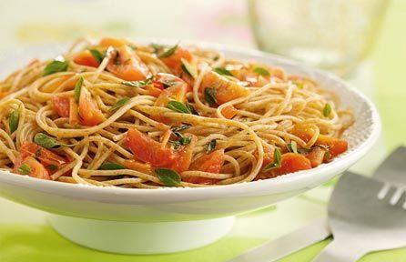 Espaguete integral legal