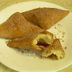 Receita de Sopapillas (doce frito mexicano)