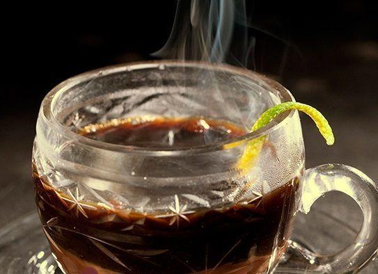 Café Mexicano com Limão