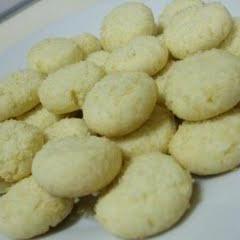 Biscoito Amanteigado Rápido