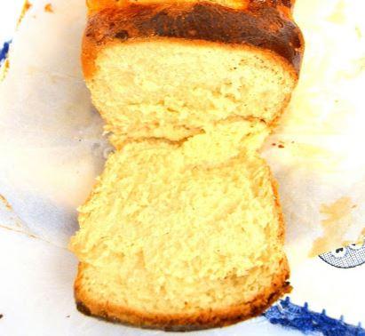 Pão Caseiro de Leite
