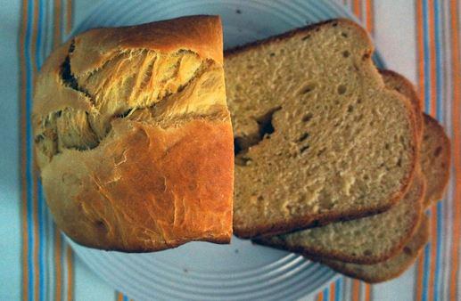 Pão de Iogurte e Azeite