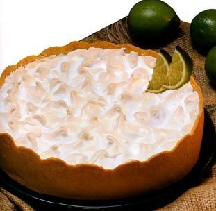 Torta de limão Toda-Boa