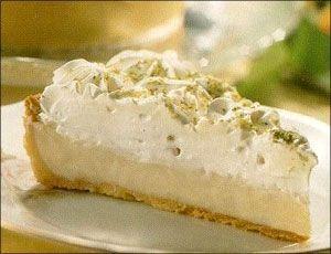 Torta de limão Beleza