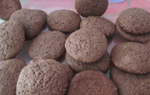 Biscoito de Soja com Chocolate