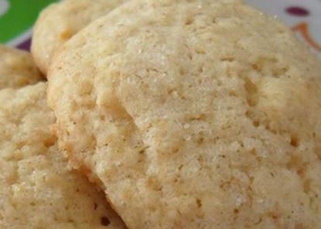 Biscoitinhos Cítricos