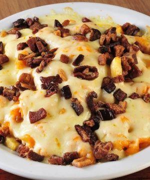 Cheese Bacon Potato