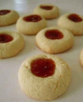 Biscoitinhos de goiabada