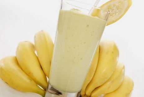 Suco de Banana com Laranja
