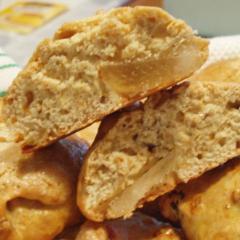 Biscoitos de Frutas Cristalizadas